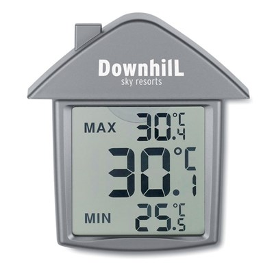 Termometer med logo